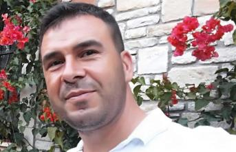 İzmir Dikili'de çatıdan düşen matematik öğretmeni  Mustafa Okdemir hayatını kaybetti