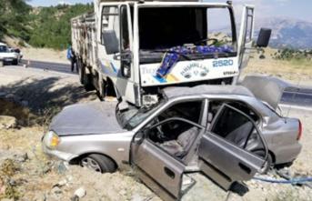 Kahramanmaraş'ta Trafik Kazası! Kahramanmaraş'ta Polis Memuru Trafik Kazasında Hayatını Kaybetti