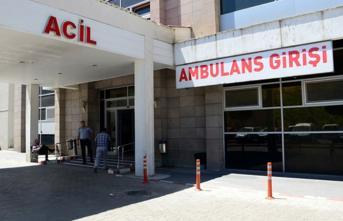 Karaman'da Trafik Kazası! Otomobil, Sivil Polis Aracına Çarptı 2 Polis Memuru Yaralandı