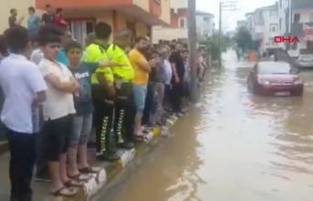 Kocaeli Darıca'da sel Felaketi! 1 ölü