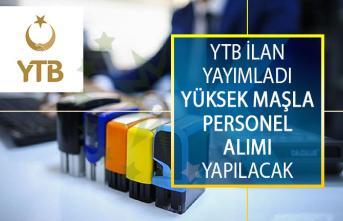 Kültür Ve Turizm Bakanlığı Yurtdışı Türkler Ve Akraba Topluluklar Başkanlığı (YTB) Sözleşmeli Personel Alım İlanı DPB'de Yayımlandı