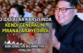 Kuzey Kore lideri Kim Jong kendi generalini pirana balıklarına yedirdi! Kim Jong kimdir ve bilinmeyen yönleri nelerdir?