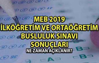 MEB 2019 İlköğretim ve Ortaöğretim Kurumları Bursluluk Sınavı tamamlandı! Peki sınav sonuçları ne zaman açıklanır?