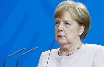 Merkel'den  'Kürt devleti' çıkışı!