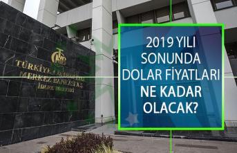 Merkez Bankası 2019 Haziran Ayı Beklenti Anketini Açıkladı! 2019 Yılı Sonunda Dolar Fiyatları Ne Kadar Olacak?