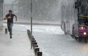 Meteoroloji'den sağanak yağış uyarısı! İstanbul, İzmir, Ankara, Gaziantep, Muğla hava nasıl olacak?