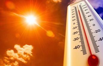 Meteoroloji Genel Müdürlüğü'nden Sıcak Hava Uyarısı! Sıcaklık Artarak Sürecek!