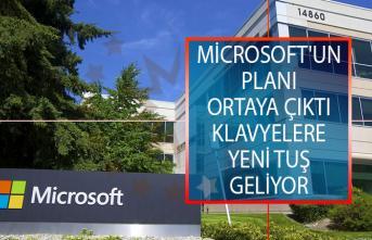 Microsoft'un Planı Ortaya Çıktı! Klavyelere Yeni Tuş Geliyor