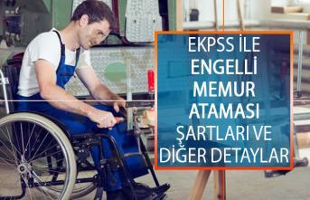 ÖSYM Engelli Kamu Personeli Seçme Sınavı (EKPSS) Engelli Memur Ataması Başvuru ve Kura Tarihleri Ne Zaman? Lise, Önlisans ve Lisans Engelli Memur Alımı