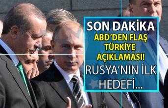 Rusya Türkiye S-400 füzelerini, NATO'da çatlaklar oluşturmak için satıyor açıklaması