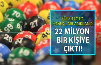 Süper Loto Çekiliş sonuçları! 13 Haziran 2019 Süper loto büyük ikramiye Tekirdağ Muratlı'ya çıktı!