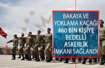 TBMM'de Kabul Edildi! Bakaya Ve Yoklama Kaçağı 460 Bin Kişi Bedelli Askerlikten Faydalanabilecek!