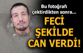 Trabzon'un Sürmene ilçesinde arkadaşlarıyla denize giren bir kişi boğularak hayatını kaybetti