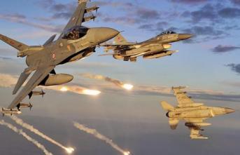 TSK duyurdu! Kuzey Irak'taki Zap bölgesinde 5 terörist öldürüldü