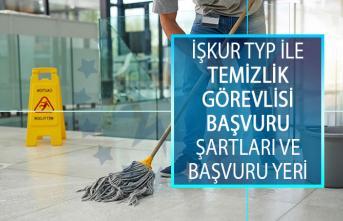 TYP Temizlik Görevlisi Başvurusu Nereden Yapılır? Başvuru Şartları Nelerdir? İŞKUR En Az İlkokul Mezunu Temizlik Personeli TYP İş İlanı