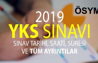 YKS 2019 Sınav Tarihi Ne Zaman? ÖSYM TYT, AYT, YDT Hangi Tarihte yapılacak