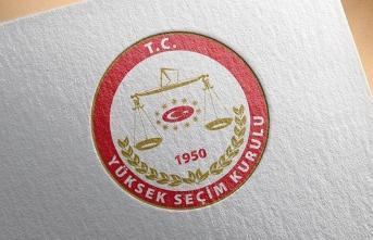 Yüksek Seçim Kurulu (YSK) AK Parti'nin İlçe Seçim Kurulu Başkanları İtirazını Reddetti!