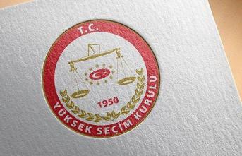 Yüksek Seçim Kurulu (YSK) Seçmen Listesini Güncelledi! 23 Haziran'da 68 Bin 17 Kişi Oy Kullanamayacak!