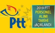 2019 PTT Personel Alımı Tarihi Açıklandı! PTT Personel Alımının Ne Zaman Yapılacağı Hakkında PTT'den Resmi Açıklama