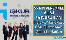 29 Temmuz İŞKUR'da yayınlanan güncel iş ilanları! Her okur düzeyden KPSS'siz personel alımı yapan binlerce iş ilanı