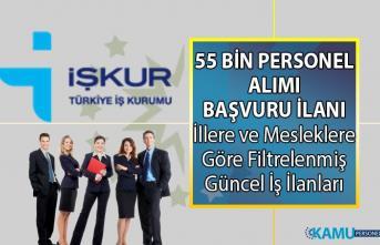 3 Temmuz İŞKUR'da yayınlanan güncel iş ilanları! Her okur düzeyden personel alımı yapan binlerce iş ilanı