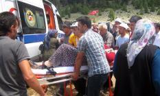 Alanya Kızılova Yayla Şenliği sırasında hortum oluştu! 5'i çocuk 6 kişi yaralandı
