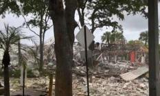 Amerika Birleşik Devletleri'nin (ABD) Florida Eyaletinde Bir AVM'de Patlama!