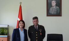 Atatürk'ü Savundu Diye Tayin Edilen Avcılar Askerlik Şube Başkanı Albay Önder İrevül'den Veda Mesajı!