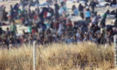 Birleşmiş Milletler (BM) Duyurdu: Binlerce Kişi Türkiye Sınırına Doğru Kaçtı