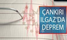 Çankırı Ilgaz'da Deprem! 26 Temmuz AFAD, Kandilli Rasathanesi Son Depremler Listesi