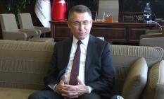 CB Yardımcısı Fuat Oktay'dan Doğu Akdeniz'deki Hidrokarbon Arama Faaliyetleri Hakkında Açıklama