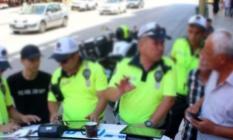 Ceza Kesen Polise Vatandaştan Beklenmeyen Tepki: Bayram Harçlığı Mı Çıkarıyorsunuz?