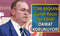 CHP Sözcüsü Faik Öztrak: Merkez Bankası Başkanı günah keçisi ilan edildi, damat korunuyor
