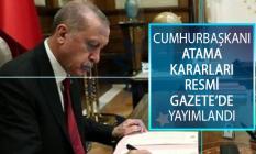 Cumhurbaşkanı Erdoğan'dan 11 Üniversiteye Rektör Ataması! Resmi Gazete Atama Kararları Yayımlandı