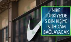 Cumhurbaşkanı Erdoğan Müjdesini Vermişti! Nike Türkiye'de 5 Bin Kişiye İstihdam Sağlayacak!