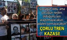 Cumhuriyet Halk Partisi (CHP) Genel Başkanı Kemal Kılıçdaroğlu, Çorlu tren kazası sonrası yaşanan süreci anlattı!