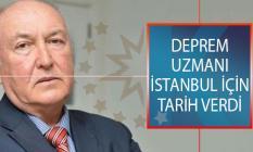 Deprem Uzmanı Prof. Dr. Övgün Ahmet Ercan İstanbul Depremi İçin Tarih Verdi! İstanbul Depremi Ne Zaman Olacak?
