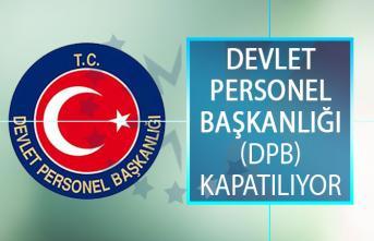 Devlet Personel Başkanlığı (DPB) Kapatılıyor! Devlet Personel Başkanlığı (DPB) Neden Kapatılıyor?