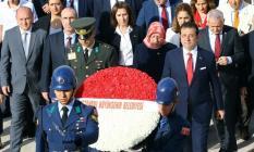 Ekrem İmamoğlu Anıtkabir'de Özel Deftere Bir Kez Daha Yazdı ! İşte Yazdıkları