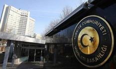 Erbil'deki Silahlı Saldırı Hakkında Dışişleri Bakanlığından Bir Açıklama