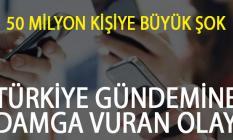 GSM Firması Şifresi Ele Geçirildi! 50 Milyon Kişinin Kimlik Bilgileri Karaborsada Satıldı!