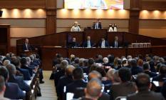 İBB Meclisinde Ekrem İmamoğlu'ndan Tevfik Göksu'ya Erdoğan Yorumu: Sizin Genel Başkanınız Benim Değil