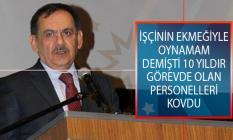 İşçinin Ekmeğiyle Oynamam Diyen Samsun Büyükşehir Belediye Başkanı Mustafa Demir 10 Yıldır Görevde Olan Personelleri Kovdu!