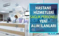 İŞKUR 18 Temmuz yeni iş ilanları! İŞKUR hastane personeli alım ilanları iş başvurusu!