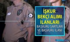 İŞKUR, bekçi alımı istihdamı için 9 Temmuz'da yeni iş ilanları yayınladı! İŞKUR KPSS şartsız bekçi alımı yapacak!