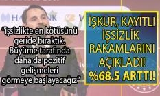 İŞKUR, Berat Albayrak'ın söylemlerinin tam aksi yönünde kayıtlı işsizlik rakamları açıkladı!