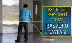 İŞKUR, en az okur yazar Bin 886 temizlik elemanı alımı için yeni iş ilanları yayınladı! Peki İŞKUR'a kayıt nasıl yapılır?