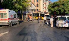 İstanbul Sancaktepe'de İETT otobüsü kazası ölümle sonuçlandı çok sayıda kişi de yaralandı!