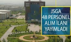 Jandarma ve Sahil Güvenlik Akademisi Başkanlığı 48 Personel Alımı İş İlanı Yayımlandı!