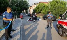 Kocaeli'nin Derince ilçesinde sokak ortasında infaz! Önce eşini sonra kendisini vurdu